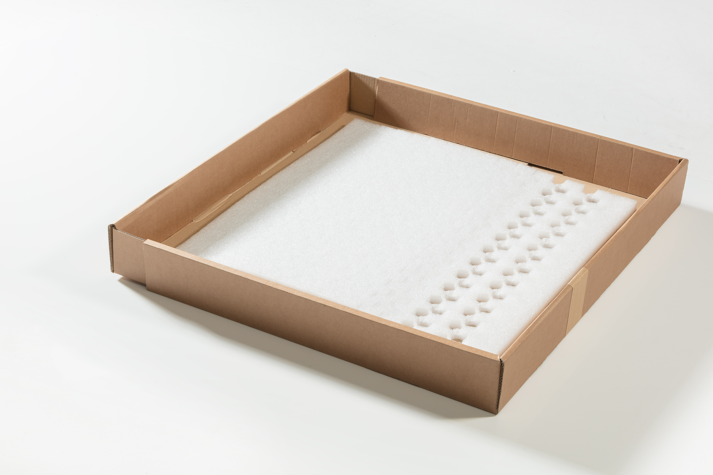Maat verpakking – variabel schuim Maat verpakking