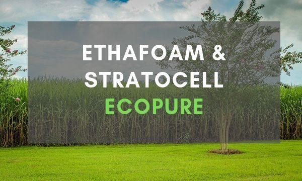Ethafoam & Stratocell EcoPure schuim