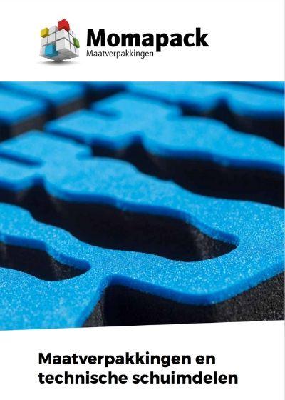 Brochure Momapack Maatverpakkingen B.V.