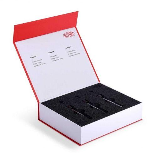 Karton op maat: Luxe kartonnen verpakking met schuiminlay